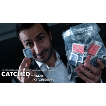 Catched (Gimmicks and Online Instructions) by Daniel Ketchedjian