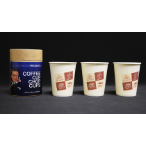 Coffee Cup Chop Cup (Cups only) by Leo Smetsers