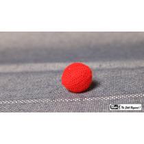Häkelball - Crochet Ball .75 inch Single (Red) by Mr. Magic