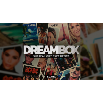DREAM BOX (Gimmick and Online Instructions) by JOTA