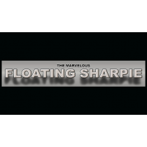 THE MARVELOUS FLOATING SHARPIE (Gimmicks and Online Instructions) by Matthew Wright