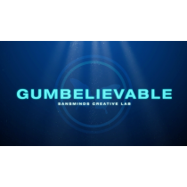 Gumbelievable (DVD and Gimmicks) by SansMinds Creative Lab - DVD