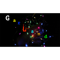 i-Lite Garland by Victor Voitko (Gimmick and Online Instructions)