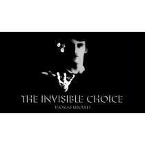 The Invisible Choice by Thomas Riboulet - Book
