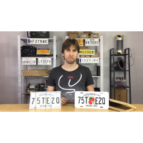 LICENSE PLATE PREDICTION - FLORIDA (Gimmicks and Online Instructions) by Martin Andersen - Trick