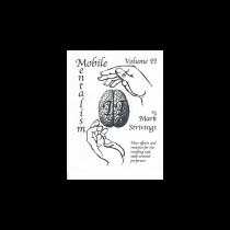 Mobile Mentalism Volume II by Mark Strivings - Book