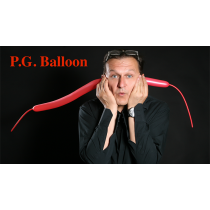 P.G. Balloon V2 by Victor Voitko (Gimmick and Online Instructions)