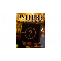 PSI Cube (Gimmicks and Online Instructions) by German Dabat