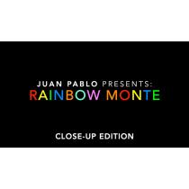 Rainbow Monte (Close up) by Juan Pablo
