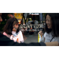Scatter (Gimmicks and Online Instructions) by Zihu