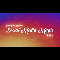 Social Media Magic Volume 1 (DVD and Gimmicks) by Felix Bodden - DVD