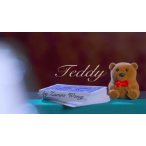 TEDDY (Red) by Zamm Wong & Magic Action