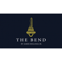 THE BEND (Pre-made Gimmicks and Online Instructions) by James Kellogg