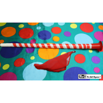 Vanishing Flute to Silk by Mr. Magic