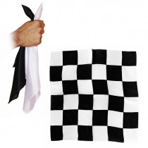 "Sitta Chessboard Blendo - Black and white - 30 cm (12"")"