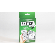 SKETCH MONEY by João Miranda and Julio Montoro
