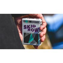 Limited Edition Skid Row Playing Cards by Toomas Pintson