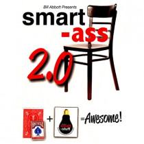 Smart Ass 2.0 (with bonus pack) by Bill Abbott