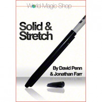 Solid and Stretch (DVD and Gimmicks) by David Penn and Jonathon Farr