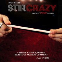 Stir Crazy by Dan Hauss & The Blue Crown