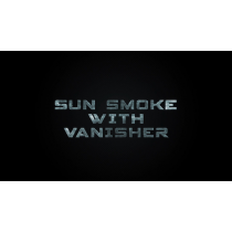 Sun Smoke with Vanisher (Gimmicks and Online Instructions)