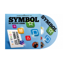 Symbol (DVD and Gimmick) by Steve Cook