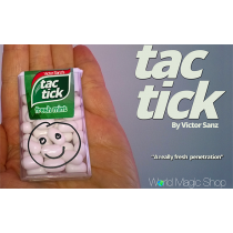 Tac Tick (Gimmick and Online Instructions) by Victor Sanz