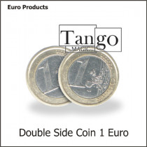 Double Side 1 Euro Coin - doppelseitige Münze