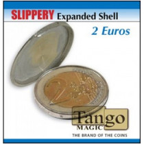 Slippery Expanded Shell (2 Euro Coin) by Tango -Trick (E0069)