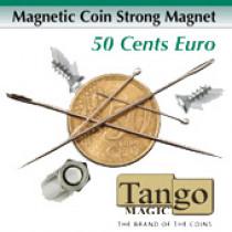 50 Cent magnetisch (starker Magnet)