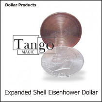 Expanded Eisenhower Dollar Shell