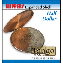 Slippery Expanded Shell (Half Dollar) by Tango-Trick (D0091)