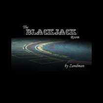The Blackjack Room by Josh Zandman - eBook DOWNLOAD