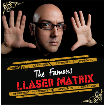 The Famous Llaser Matrix (Gimmick and Online Instructions) by Manuel Llaser