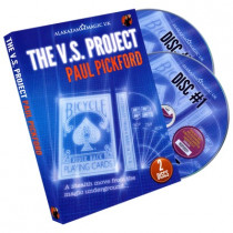 The VS Project (2 DVD) by Paul Pickford