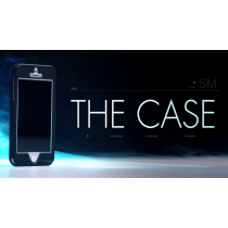 The Case (silber) DVD and Gimmick by SansMinds