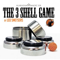 Three Shell Game by Leo Smesters and Alakazam Magic