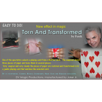 Torn and Transformed by Fenik