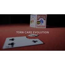 Torn Card Evolution (TCE) by Juan Pablo