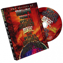 Triumph Vol. 2 (World's Greatest Magic) by L&L Publishing - DVD