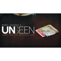 UNSEEN Blue (Gimmick and Online Instructions) by Manoj Kaushal