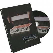 Unwritten (red) by Lyndon Jugalbot