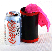 Vanishing Diet Coke Can by Bazar de Magia - verschwindende Cola
