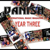 VANISH Magazine by Paul Romhany  (Year 3) eBook DOWNLOAD