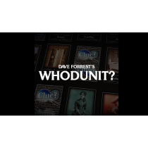 Dave Forrest's WHODUNIT? (Gimmicks and Online Instructions)