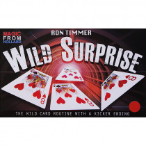 Wild Surprise by Ron Timmer (Bicycle Blue Back)