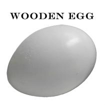 Wooden Egg - Holzei für Eierbeuteltrick