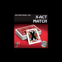 X ACT Match by Daytona Magic