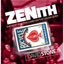 Zenith (DVD and Gimmicks) by David Stone