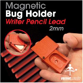 Magnetic BUG Holder (pencil lead) by Vernet